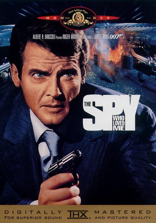 THE SPY WHO LOVED ME   5766 The Spy Who Loved Me